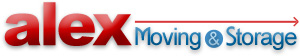 Alex Moving & Storage Logo